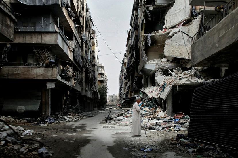 Aleppo 12th International Photo Gathering