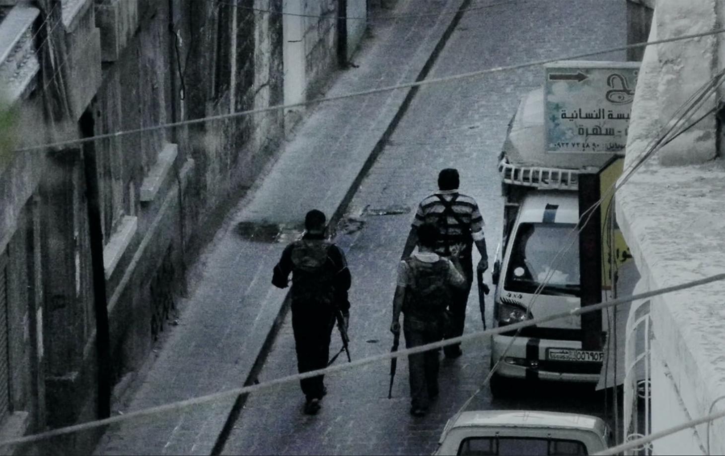 9 Days – From my Window in Aleppo